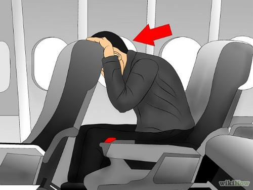 Những hướng dẫn phải nhớ khi máy bay gặp sự cố