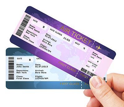 Thanh toán và nhận vé