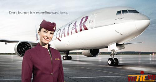 Khuyến mãi Qatar Airways đi đến những địa điểm nổi tiếng trên thế giới với giá ưu đãi