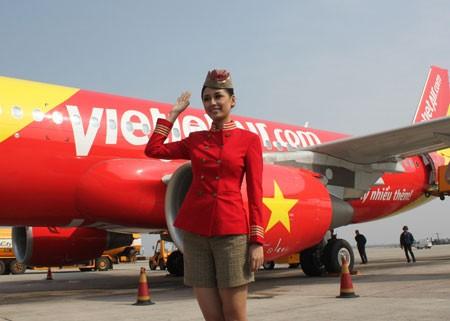 Cách đặt mua vé máy bay giá rẻ VietJet