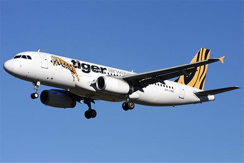 Vé máy bay Tiger giá rẻ khuyến mãi đến quốc đảo sư tử Singapore và nhiều nơi khác