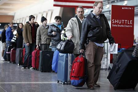 Tiêu chuẩn hành lý xách tay - ký gửi