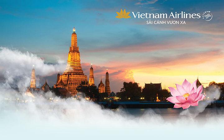 Chương trình khuyến mãi Mùa thu vàng của Vietnam Airlines