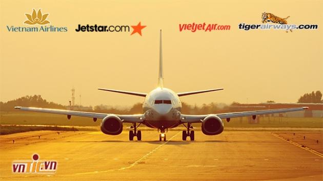 Đặt vé qua đại lý hay tự mua trên hãng hàng không...????