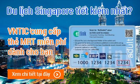 Cung cấp thẻ MRT miễn phí