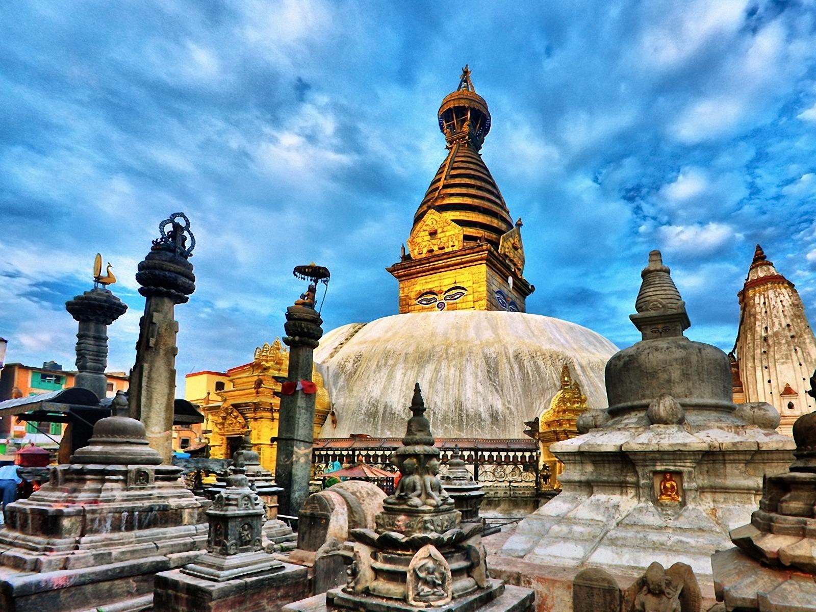 Nepal - Ấn Độ(Hành Hương Đất Phật) Siêu Tiết Kiệm 11N10Đ
