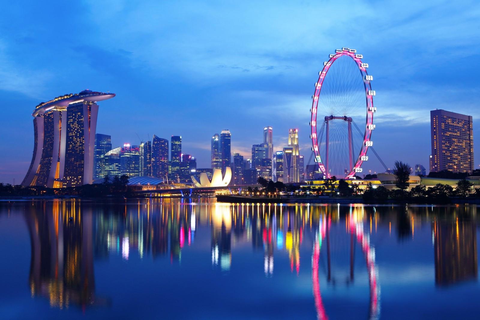 Singapore (Một ngày tự do - ECO - Siêu tiết kiệm)