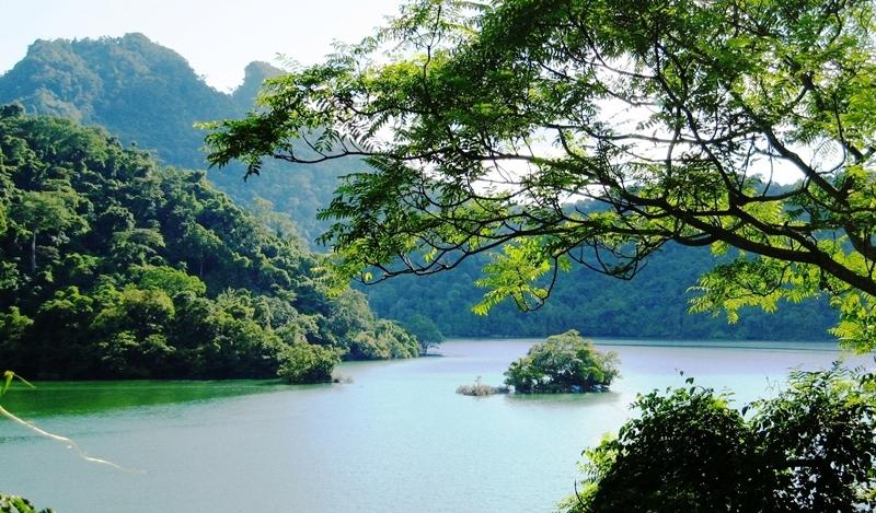 Hà Nội-Lạng Sơn-Cao Bằng-Bản Giốc-Ba Bể-Bắc Kạn-Sơn Tây