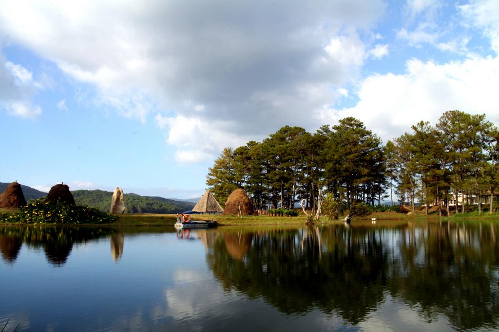 Đà Lạt-Madagui-Thung Lũng Vàng-Vườn Dâu Tươi 3*CC