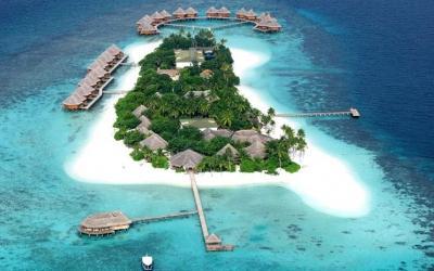 Maldives- Thiên đường Biển Xanh 5N4D ( Eco - siêu tiết kiêm)