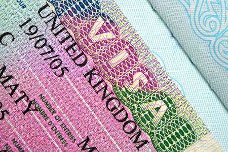 Visa Anh